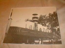 photograph photo carnival attraction Laff in the dark  reprint B/W 10x8 ... - $45.73