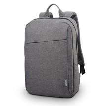 Laptop Backpack, Lenovo 15.6-in Gray Business Travel School Laptop Backpack - $34.99