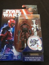 Star Wars force awakens Figure  - $4.75