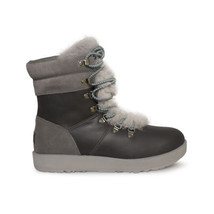 UGG VIKI WATERPROOF METAL LEATHER SHEEPSKIN ARCTIC WOMEN`S BOOTS SIZE US... - $2.859,80 MXN