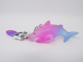 Bee Creative Gifts - New - Plastic Shark Key Ring image 2