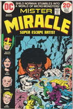 Mister Miracle Comic Book #16 DC Comics 1973 VERY FINE- - $13.54