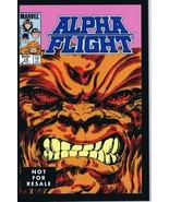 Alpha Flight #10 ORIGINAL Vintage 2005 Marvel Comics Legends Edition - $9.89