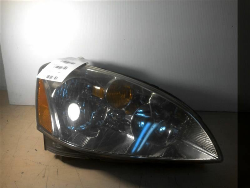 Primary image for PASSENGER RIGHT HEADLIGHT HALOGEN FITS 02-04 ALTIMA 238309