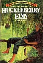 The Adventures of Huckleberry Finn by Mark Twain - $5.70