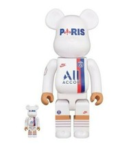 MEDICOM TOY BE@RBRICK 100% & 400% PARIS SAINT-GERMAIN 75 - $225.71