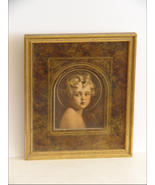 "Bosseron Chambers ""Light of the World""  Sepia  Print ca. 1920's - $45.00"