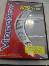 VideoNow Video Now FearFactor Fear Factor Remix of Your Favorite Episode Submari - $9.99