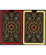 Playing Cards Russian Palekh Red and Yellow Decks 55 Cards New Sealed - $24.15
