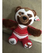 Build A Bear Marvel Falcon Bear New With Ripped Tag See Photos - $35.80