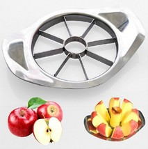 Stainless Steel Apple Slicer Fruit Vegetable Tools Kitchen Accessories S... - $22.02