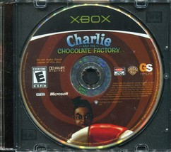 Charlie and the Chocolate Factory  (Microsoft, Xbox 2005) Game Only! - $4.94