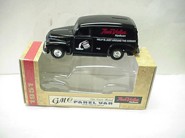 Ertl 1951 GMC Panel Van True Value Hardware Die-cast Bank # F266-10EO - $17.81