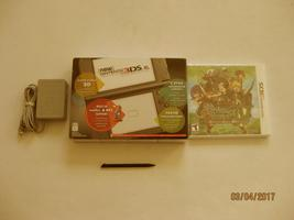 Nintendo New 3DS XL Black Etrian Odyssey IV & More !! - $239.99