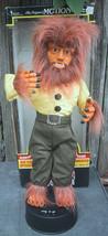 Telco Original Halloween Motion-ette Animated Wolfman - £45.07 GBP
