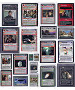 20 Star Wars CCG Game Cards Lot 2 Rare 1 Fixed  5 Uncommon & 12 Common #3 - $9.00