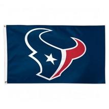 Wincraft NFL Houston Texans 01809115 Deluxe Flag, 3' x 5' - $34.99