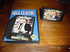 Pat Riley's Basketball (Sega Genesis, 1990)  - $5.83