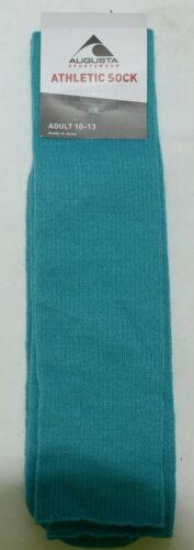 Augusta Sportswear Athletic Sock Adult 10 To 13 Knee Length Tube Sock