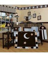 Boys Moon and Star 13-Pc Baby Bedding Crib Set Theme - $129.99