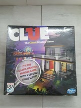 Clue The Classic Mystery Game 2013 Edition Board Game Hasbro Second Crim... - $14.10