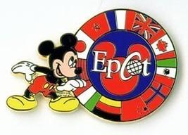 Disney Epcot Circle of Flags pin/pins - $14.35