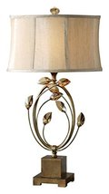 Uttermost 26337-1 Alenya Table Lamp - Burnished Gold - $310.20