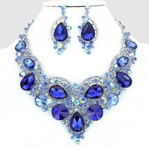 Necklace rhodium blue evn1972 r ry 18 3l 3l 212l 244208 2400 0.7 thumb200