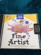 Fine Artist CD Microsoft home - $16.99