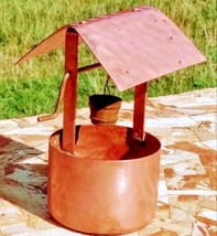 Copper Wishing Well AB 387 Vintage image 1