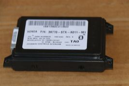 07 08 09 ACURA MDX Bluetooth Communication Control Module Link 39770-STX-A011M1 image 4