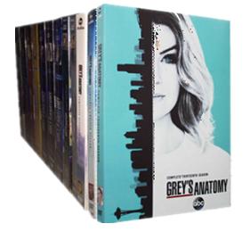 Grey's Anatomy The Complete Seasons 1-13 DVD Box Set 74 Disc Free Shipping