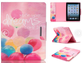 UK Pattern Leather Mangnetic Smart Case Stand Cover for Apple iPad 2 3 4... - $10.46