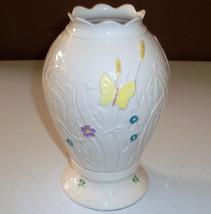 Belleek Ireland Summer Garden Hurricane Globe Lamp - $59.99