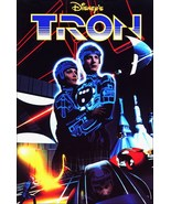 TRON Movie Stand-Up Display - Electronics Memorabilia Sci-Fi Gift Idea - $15.99