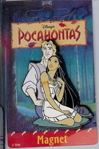 Disney Pocahontas & John Smith Magnet mint never used - $5.99