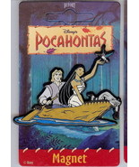 Disney Pocahontas Meeko Flit John Boat Magnet mint - $9.64