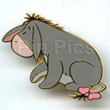 Disney Simple Eeyore Sitting from Winnie Pooh Pin/Pins - $15.31