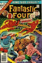 Marvel FANTASTIC FOUR (1961 Series) Annual #11 VG - $2.89