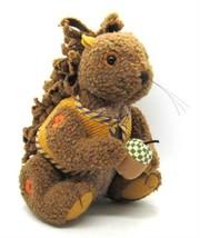 "Hallmark Shelby the Squirrel w/ Acorn FALL Decor Stuffed Animal 9"" Thank... - $24.74"
