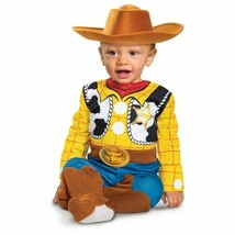 Disguise Disney Toy Story 4 Sheriff Woody Lujo Bebés Disfraz Halloween 8... - £21.96 GBP