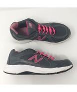 New Balance Womens Sz US 9 B 496 v2 Walking Shoe Hickeys Elastic Laces W... - $26.73