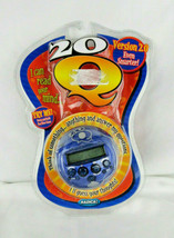 Radica 20 Q Questions Electronic Handheld Game Purple Version 2.0 New Sealed - $24.99
