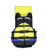 MTI Explorer V Rafting Life Jacket - Blue/Yellow - $149.25