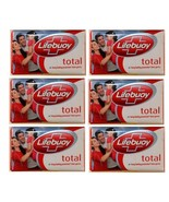 Lifeboy Total,Long Lasting Protection From Germs,Soap Bar,100g Pack Of 6  - $24.67