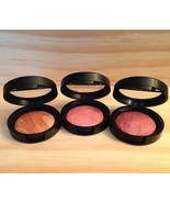Laura Geller Baked Blush Trio Gingerbread Lychee Rose Cassis Violet New! - $16.99