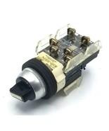 Allen Bradley 800T-N2KP4 Selector Switch 2 N.O 1 N.C - $39.99