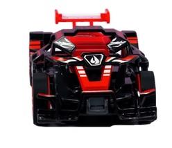 Bite Choicar Black Howling Racing Mini Car Vehicle Toy image 2