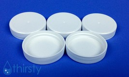 Water Bottle Screw On Caps 3 & 5 Gallon 48mm Replacement Tops Lid Cover ... - $6.49