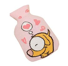 500 ML Ideal for Quick Pain Relief,Hot Water Bottle,Dog (Cover May Random) - $17.92